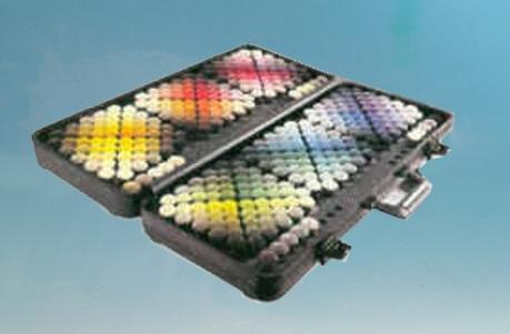 Portable Carpet Colour display samples