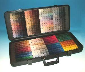 carpet colour atlas